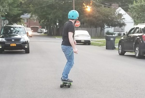 The Max C Electric Skateboard Is Electric, But Is It Electrifying?  GeekDad