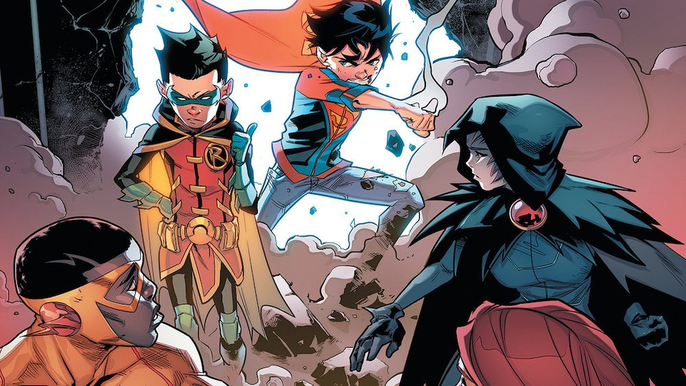 DC This Week – July 19, 2017: Batman '66 Makes Like Future Man