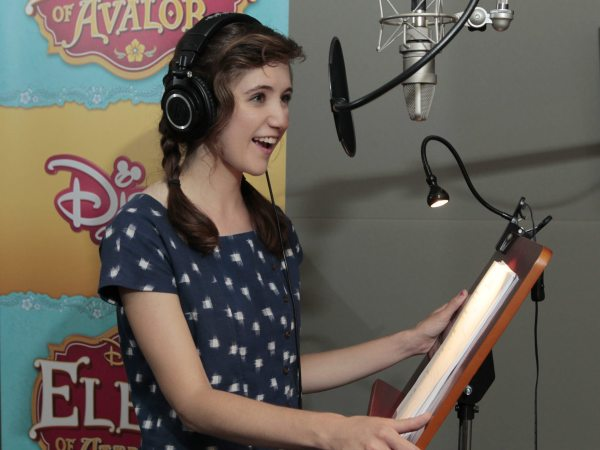 "EXCLUSIVE video: Noël Wells stars in Disney's ""Elena of Avalor"""