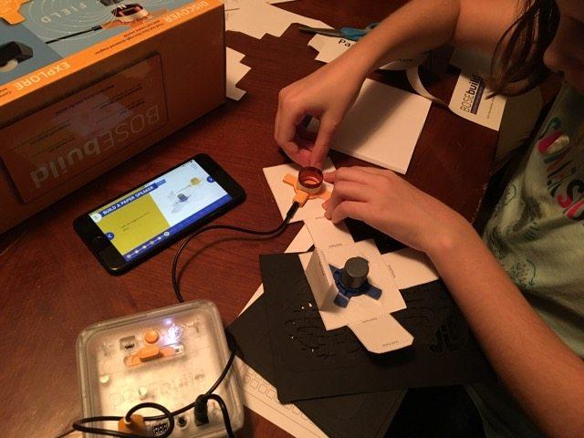 BOSEbuild Bluetooth Speaker hands-on