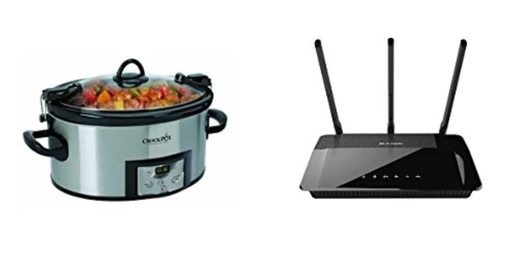 Geek Daily Deals crock-pot wireless router