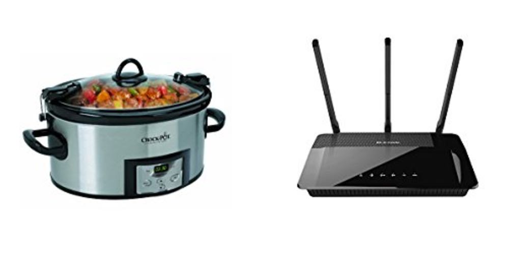 Geek Daily Deals for August 6, 2017: 6qt. Crock-Pot for $32; 802.11AC Router for $80
