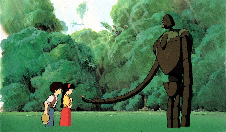 Win Tickets to Studio Ghibli Fest 2017's Presentation of 'Castle in the Sky'!