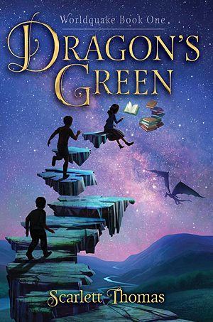 Dragon's Green, Image: Simon & Schuster