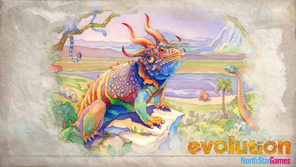 Northstar Games Evolution video game coming to Kickstarter soon