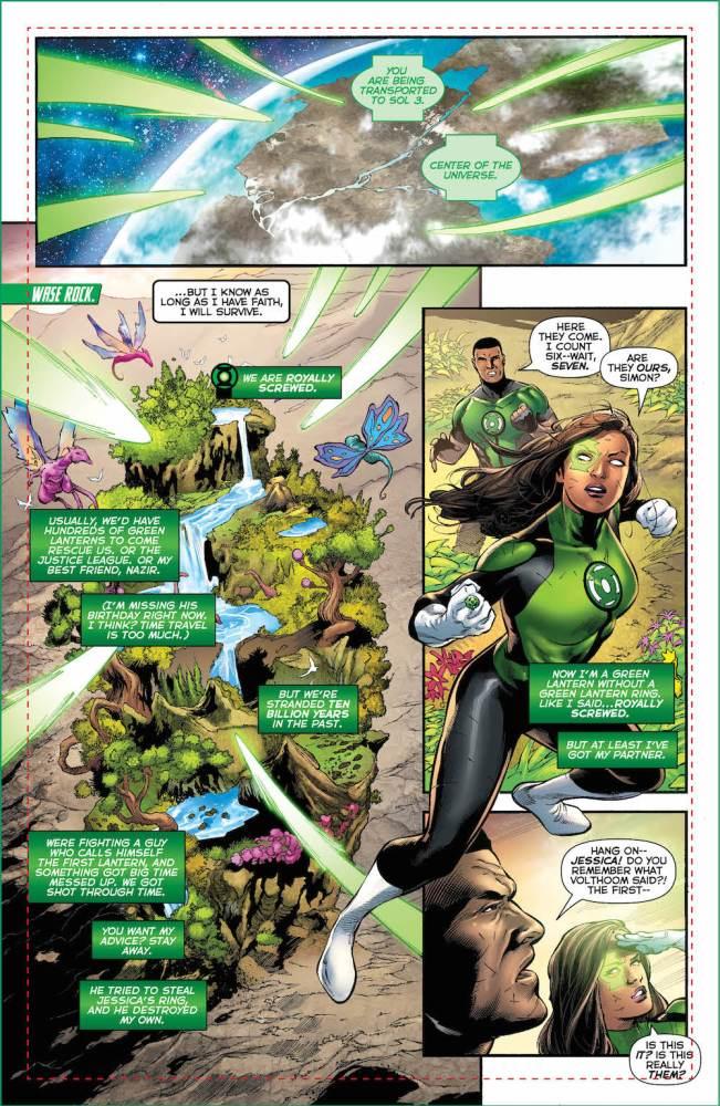 Simon Baz, Jessica Cruz, First Lanterns