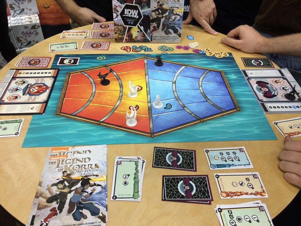 Legend of Korra game
