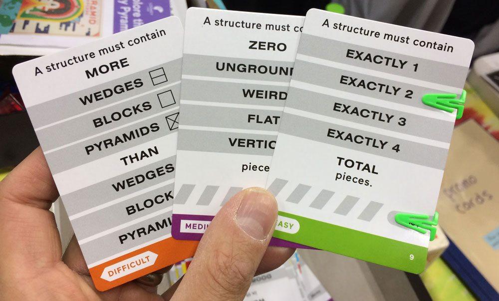 Zendo cards