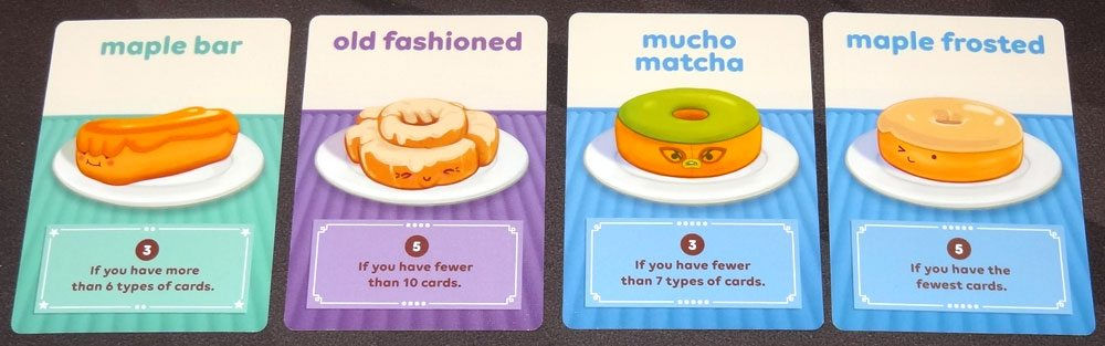 Go Nuts for Donuts card count donuts
