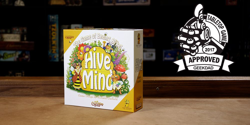 'Hive Mind' Is a Fun, Family Game of Thinking Alike