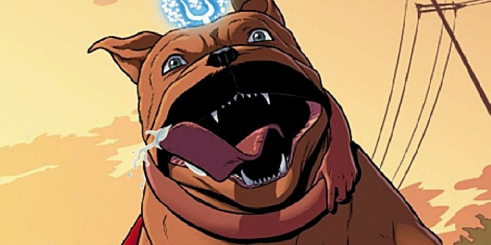 Get to Know a Hero: Lockjaw (Inhuman Royal Family)
