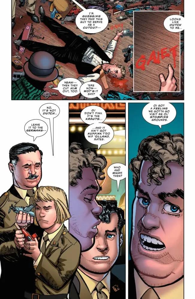 Newsboy Legion/Boy Commandos crossover,