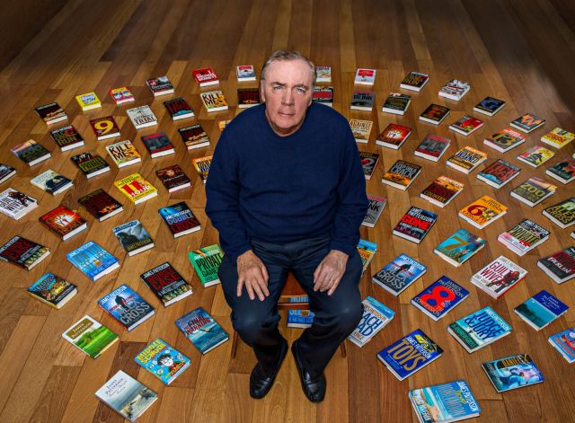 James Patterson  Image: Master Class