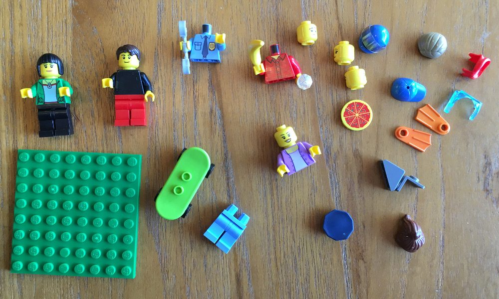 Movies + LEGO = Stop Motion Fun With Klutz's 'LEGO Make Your Own ...
