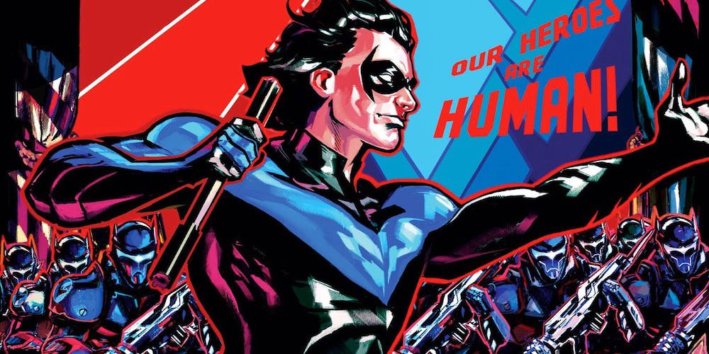 DC This Week – August 23, 2017: Nightwing: Dictator