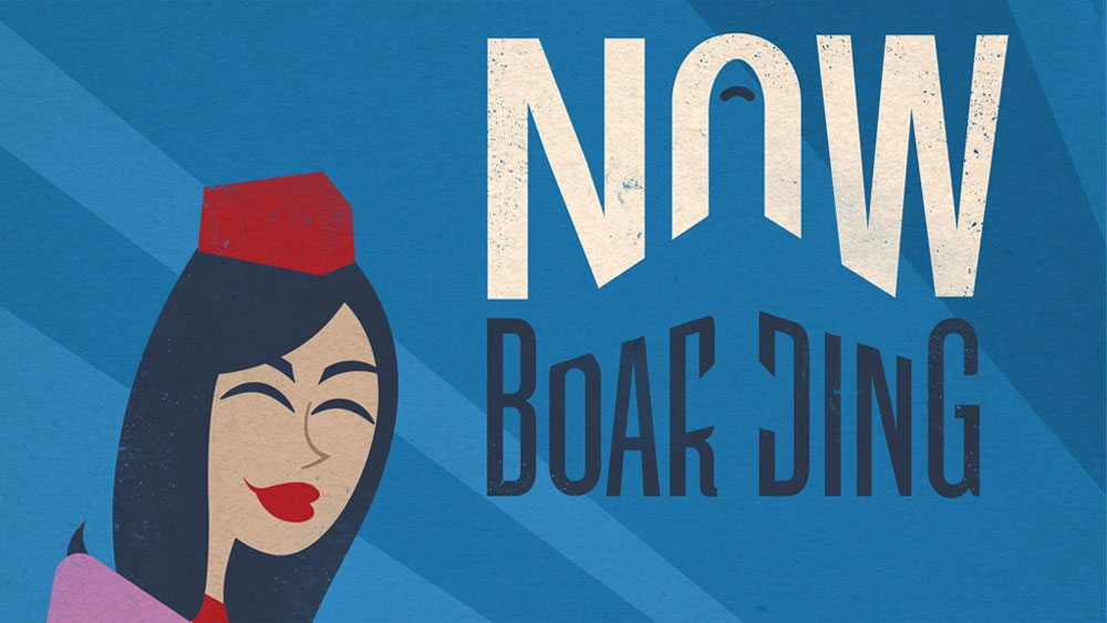 Kickstarter Tabletop Alert: 'Now Boarding'