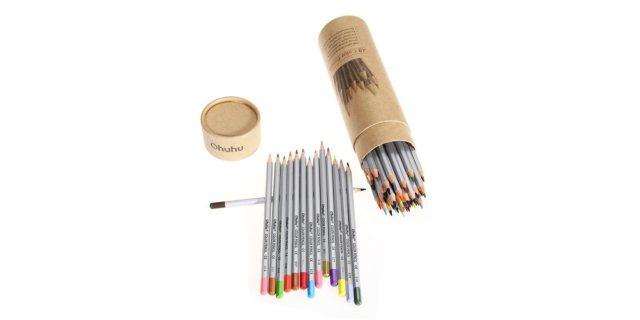 Ohuhu Colored Pencils  Image: Ohuhu