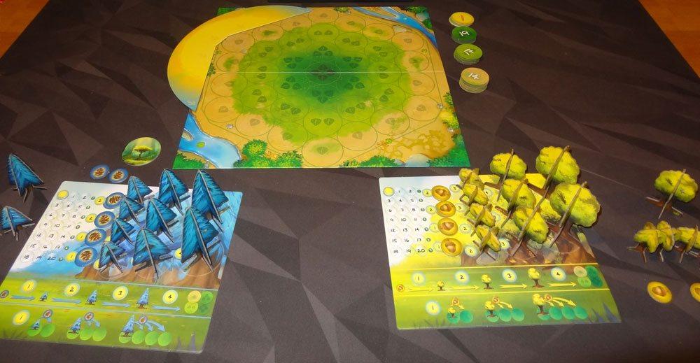 Photosynthesis 2-player setup