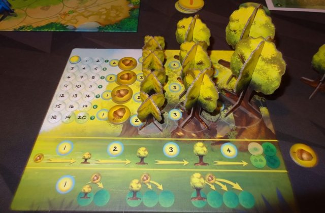 Photosynthesis player board