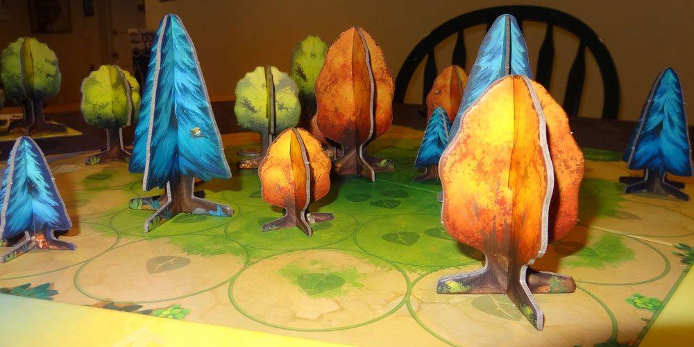 Photosynthesis trees