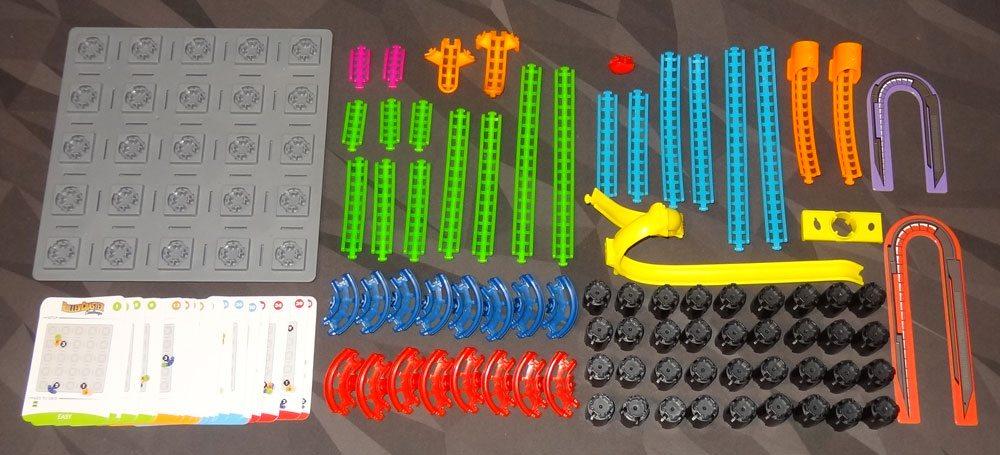 Roller Coaster Challenge components
