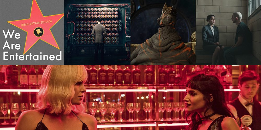 We Are Entertained: 'Atomic Blonde'