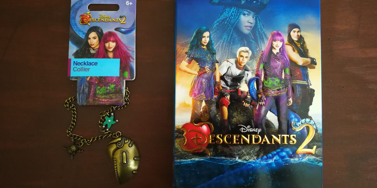 How To Throw a 'Descendants 2' Viewing Party