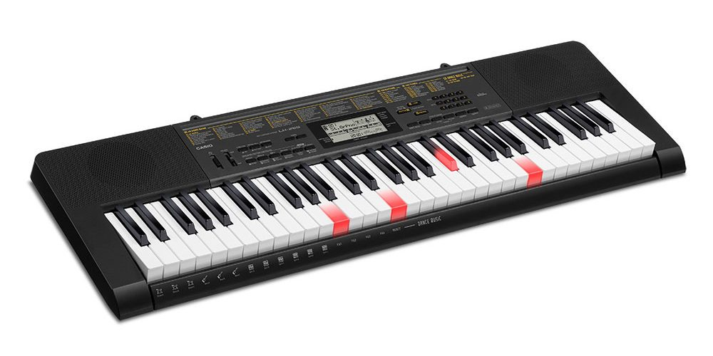Bat-Tail Reviews the Casio LK-265 Keyboard