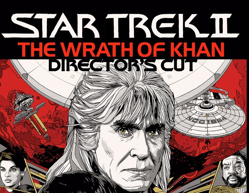The Big-Screen Return of 'Star Trek: The Wrath of Khan'