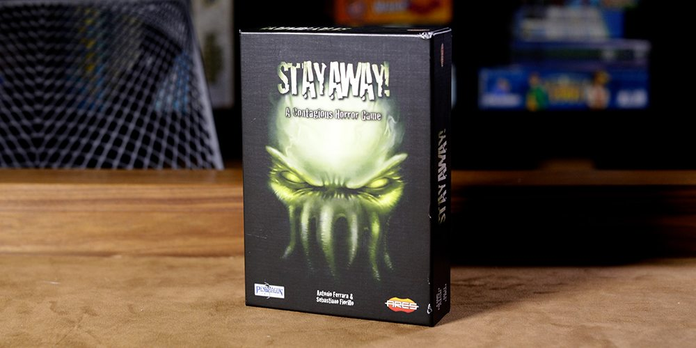 Star in Your Own Horror Movie with 'Stay Away!'
