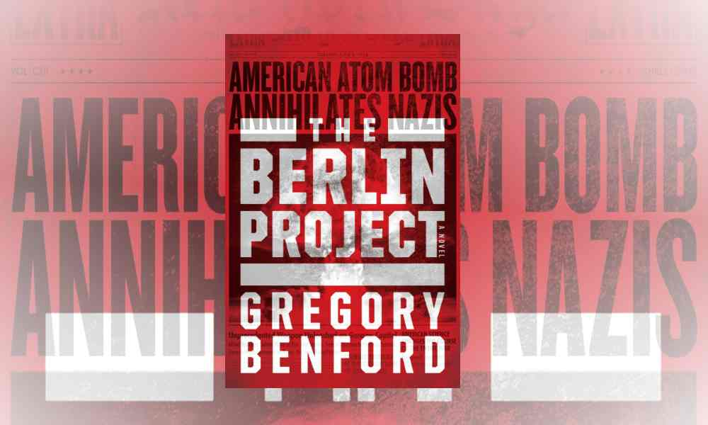 The Berlin Project Cover
