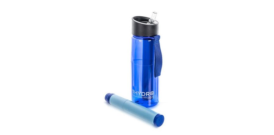 GeekDad Daily Deal: The 1HYDRO Series Filtration Bottle