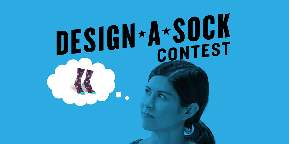 Enter Sock It To Me's 13th Annual Global Design-A-Sock Contest