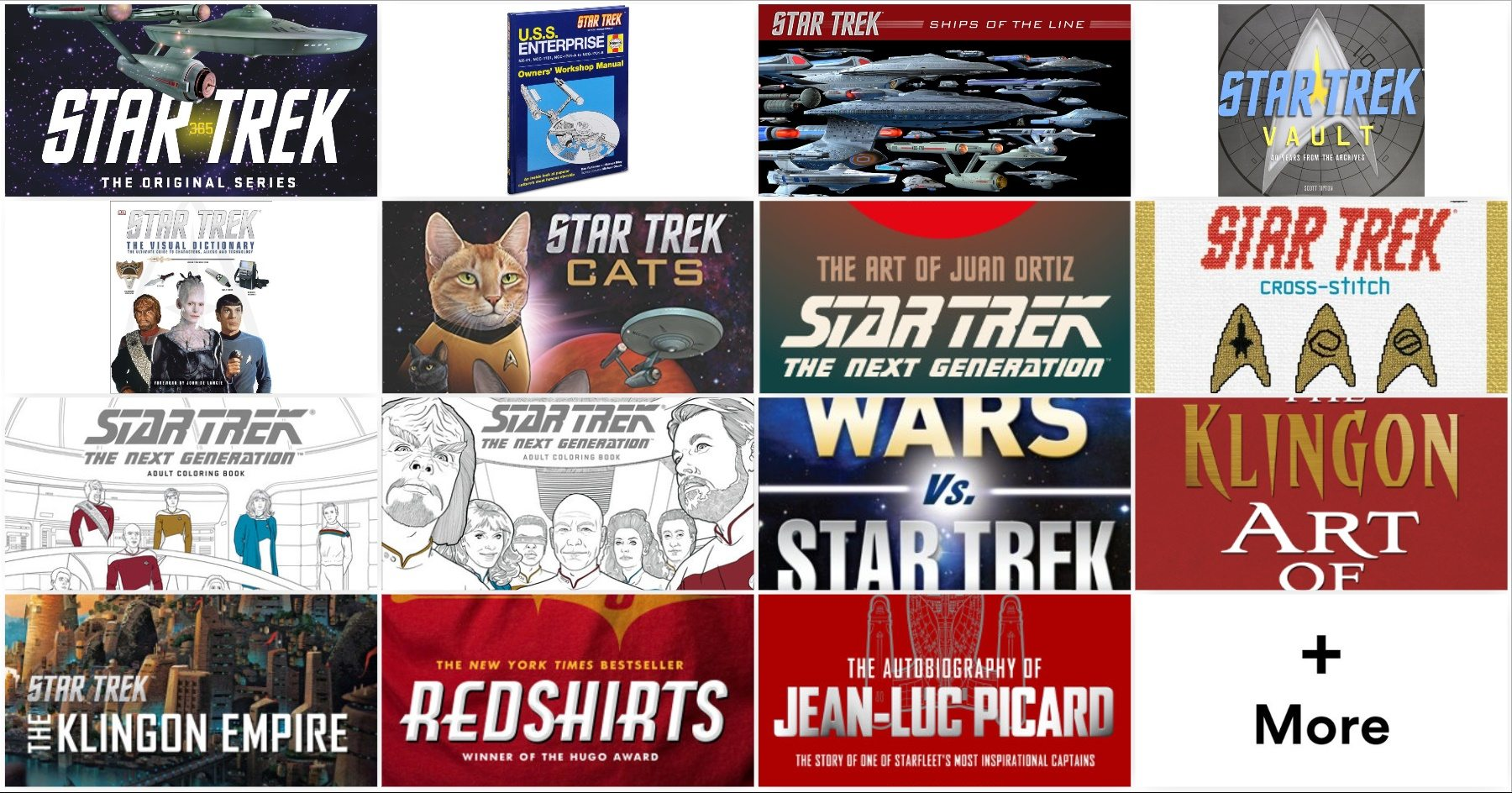 Stack Overflow: 30 Star Trek Books to Celebrate 30 Years of 'The Next Generation'