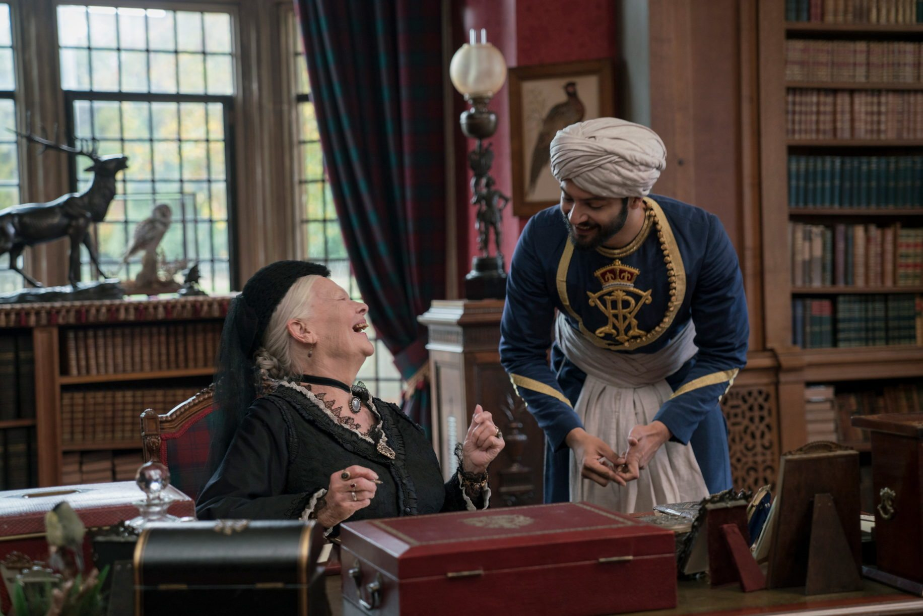 A GeekMom Giveaway: Victoria and Abdul