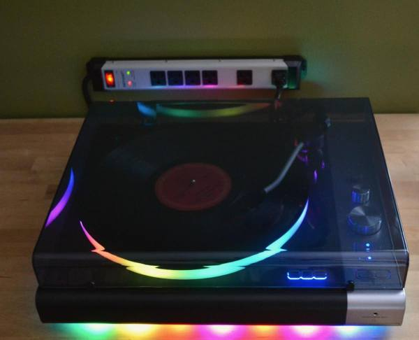 808 Audio Wireless Streaming Turntable review