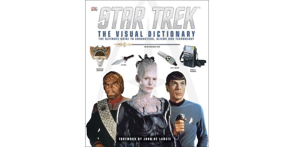Stack overflow 30 star trek books to celebrate 30 years for Forward dictionary