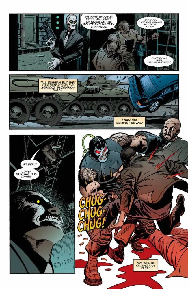 Bane Conquest #5, Dixon, Nolan, 2017