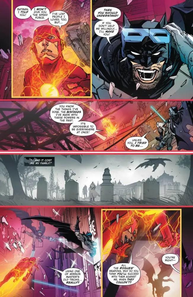 Dark Knights: Metal, Batman: The Red Death