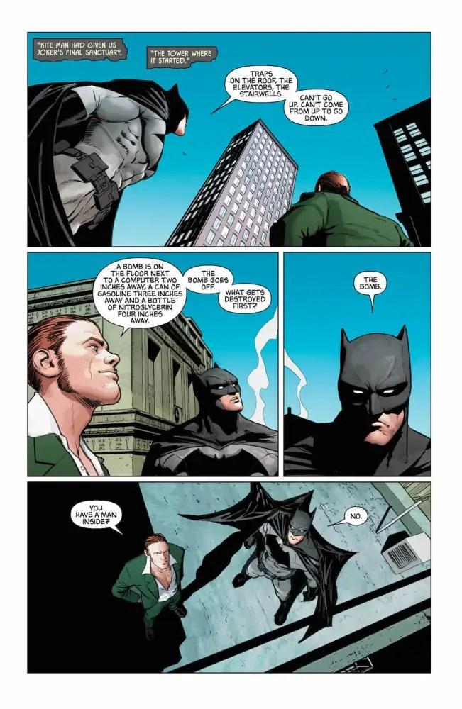 War of Jokes and Riddles, Batman