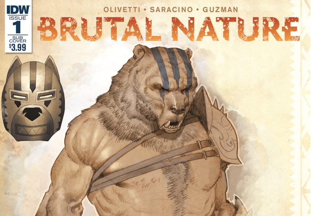Brutal Nature: Masks and Secrets