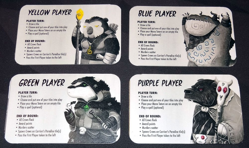 Tyler Sigman's Crows player reference cards