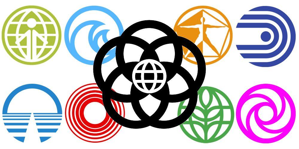 EPCOT Center Logos, Images: Disney