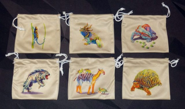 Evolution: Climate food bags