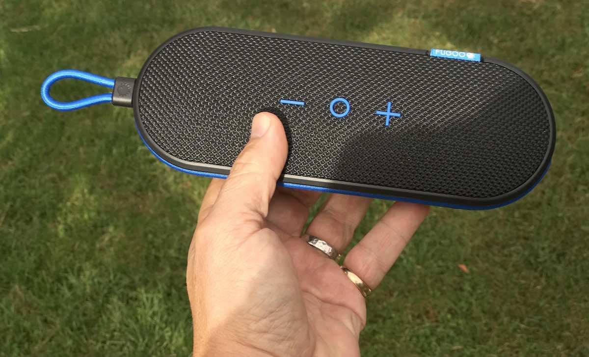 Fugoo Go Bluetooth speaker review