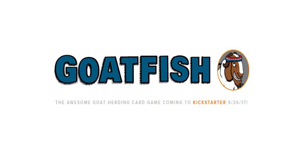 Kickstarter Tabletop Alert: 'Goatfish'