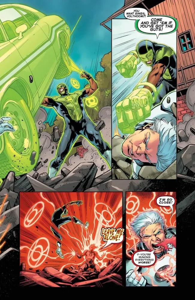 Simon Baz, Green Lanterns #31, 2017