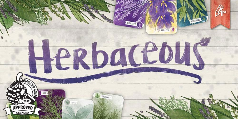 Reaping the Rewards: 'Herbaceous'