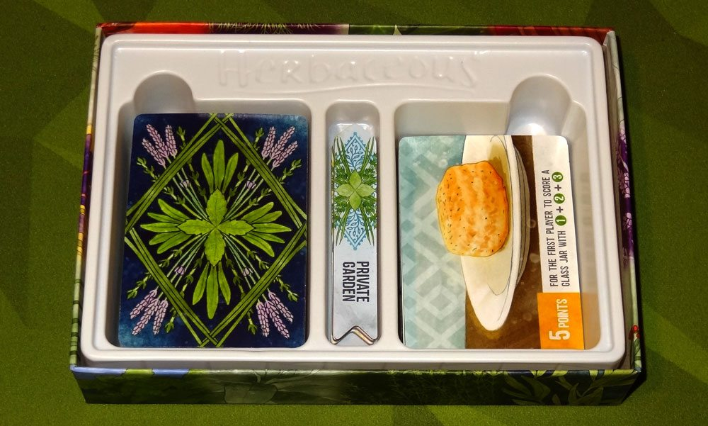 Herbaceous insert