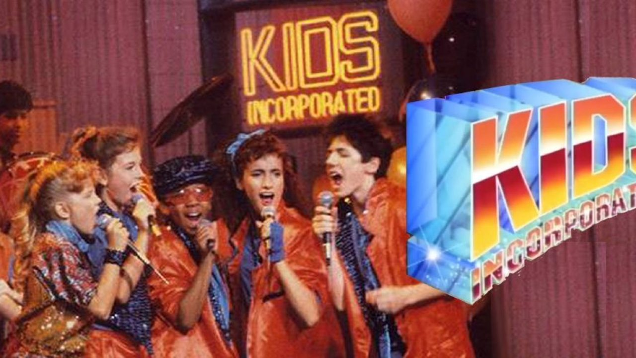 Geek Out With Me Kids Incorporated Then And Now Geekdad